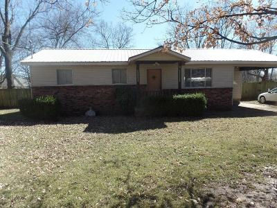 Washington County Single Family Home For Sale: 81 Old Depot RD