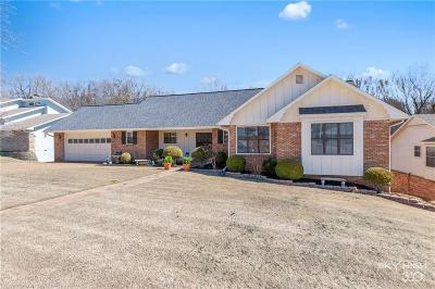 Springdale AR Single Family Home For Sale: $399,900