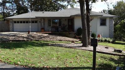 Bella Vista Single Family Home For Sale: 11 Glenbar PL