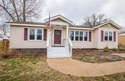 Benton County Single Family Home For Sale: 414 NW 6th ST