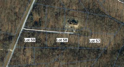 Rogers Residential Lots & Land For Sale: Ginger LN Unit #Lot 57 #Lot 57