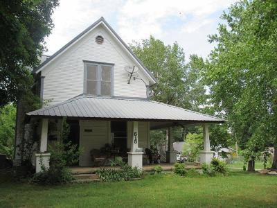 Siloam Springs Single Family Home For Sale: 515 E Franklin ST