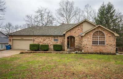 Bentonville Single Family Home For Sale: 3105 Cardinal Creek CIR