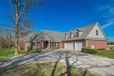 Garfield AR Single Family Home For Sale: $599,900
