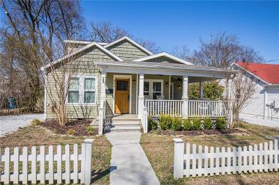 Bentonville Single Family Home For Sale: 303 SE 2nd ST