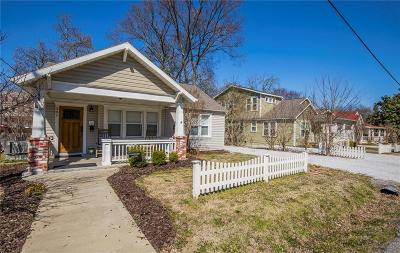 Bentonville Single Family Home For Sale: 301 SE 2nd ST
