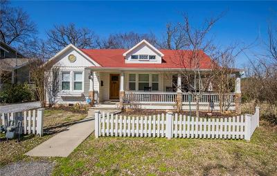 Bentonville Single Family Home For Sale: 305 SE 2nd ST