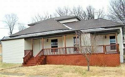 Siloam Springs Single Family Home For Sale: 321 N Wright ST