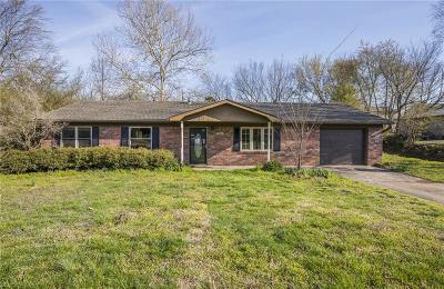 Siloam Springs Single Family Home For Sale: 1901 W Jefferson ST