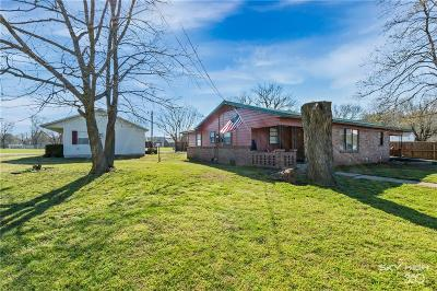 Fayetteville Single Family Home For Sale: 125 Bowen BLVD
