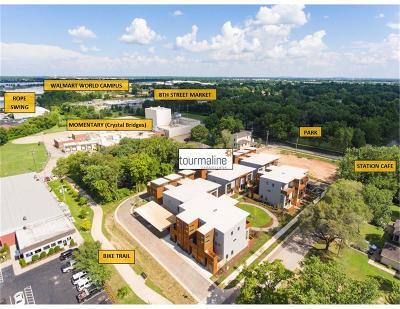Bentonville Condo/Townhouse For Sale: 514 SE Tourmaline Mews