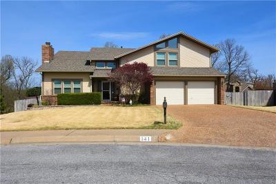 Springdale Single Family Home For Sale: 141 San Jose DR