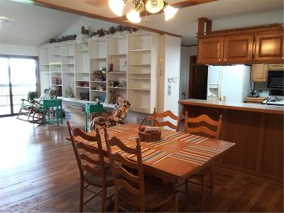 Garfield AR Single Family Home For Sale: $229,000