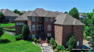 Bentonville Single Family Home For Sale: 1301 NE Bluff Springs AVE