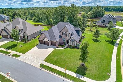 Bentonville Single Family Home For Sale: 500 NE Green Creek RD