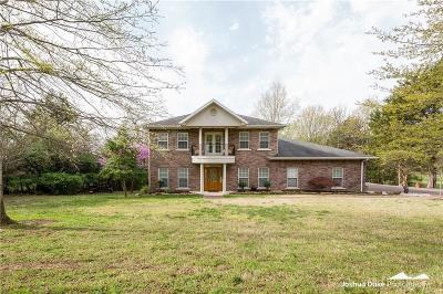 Fayetteville Single Family Home For Sale: 1777 Halsell RD