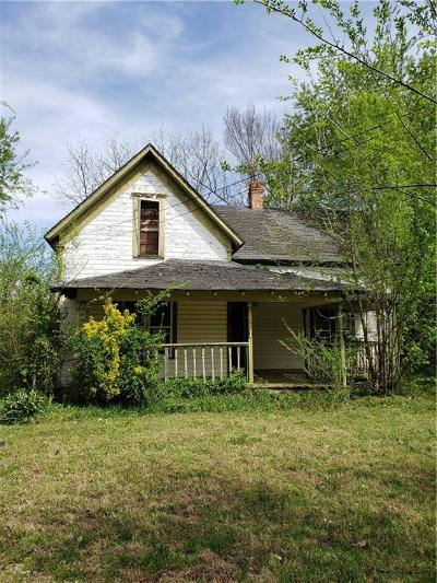 Lincoln Single Family Home For Sale: 208 N West AVE