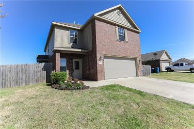 Bentonville Single Family Home For Sale: 1801 Laurynwood RD