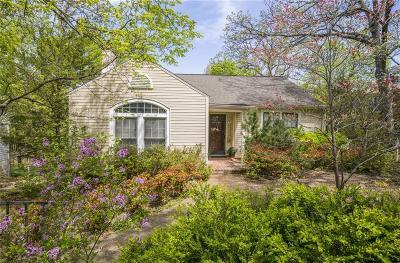 Fayetteville Single Family Home For Sale: 208 W Ila ST