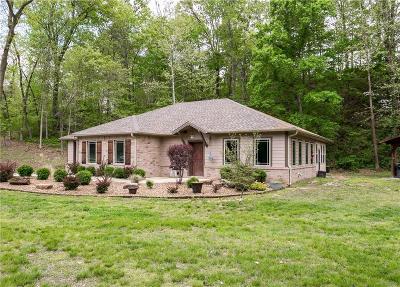 Siloam Springs Single Family Home For Sale: 19123 Nokes Farm RD