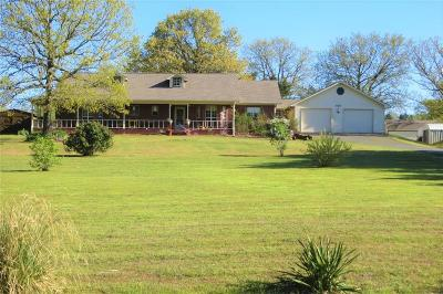 Alma Single Family Home For Sale: 810 Dow Jones RD