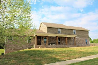 Fayetteville Single Family Home For Sale: 4235 W New Bridge RD