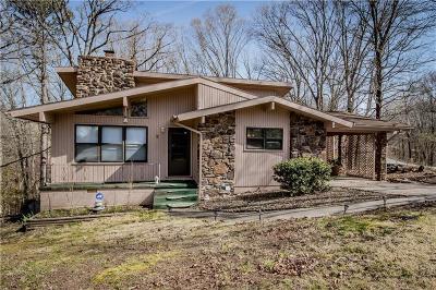 Bella Vista AR Single Family Home For Sale: $155,000