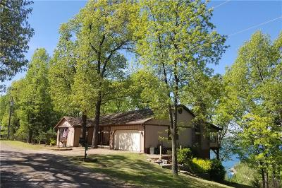 Eureka Springs Single Family Home For Sale: 326 Hillcrest RD