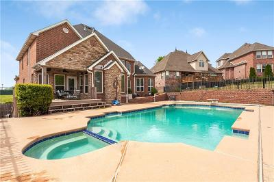 Rogers AR Single Family Home For Sale: $519,500