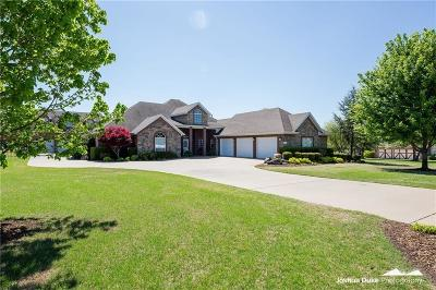 Fayetteville Single Family Home For Sale: 2273 S Summerbrook PL