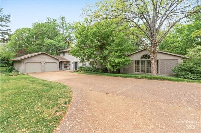 Fayetteville Single Family Home For Sale: 6029 E Mission BLVD