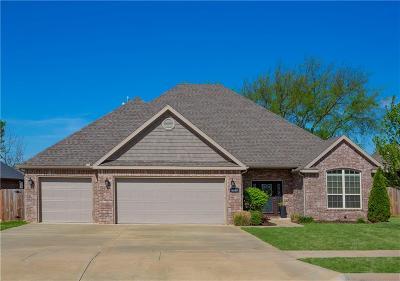 Bentonville Single Family Home For Sale: 4604 SW Skyline ST