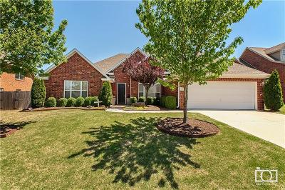 Fayetteville Single Family Home For Sale: 2392 N Water WY