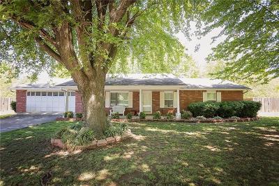 Prairie Grove Single Family Home For Sale: 806 Prairie Oaks DR