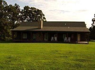 Benton County Single Family Home For Sale: 8066 W Wagon Wheel RD