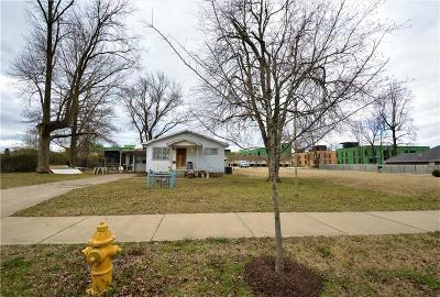 Bentonville Single Family Home For Sale: 906 E Central AVE