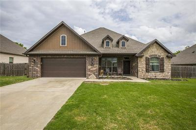 Cave Springs Single Family Home For Sale: 5905 S 66th ST