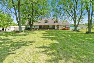 Fayetteville Single Family Home For Sale: 10006 Campbell RD