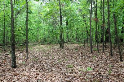 Eureka Springs, Rogers, Lowell Residential Lots & Land For Sale: TBD CR 1398