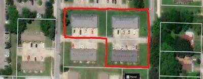 Bentonville Multi Family Home For Sale: 503 SE A & 502 & 504 SE B ST