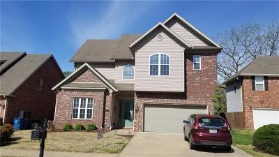 Bentonville Single Family Home For Sale: 108 SE G Court