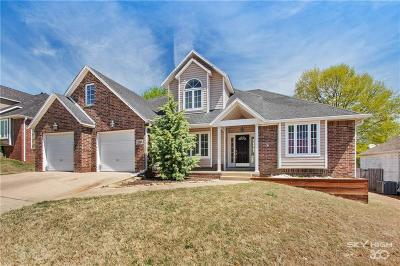 Fayetteville Single Family Home For Sale: 2810 N Boxwood DR