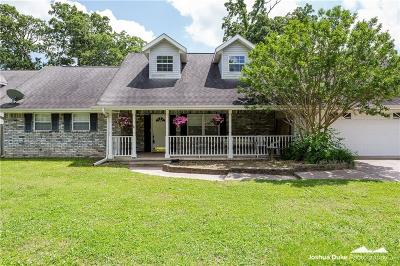 Rogers Single Family Home For Sale: 1220 W Rolling Oaks LN