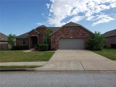 Cave Springs Single Family Home For Sale: 1607 Crestwood Hills LN
