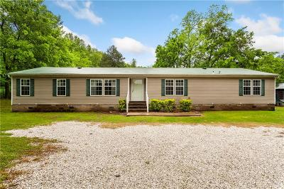 Prairie Grove Single Family Home For Sale: 15892 Greasy Valley RD