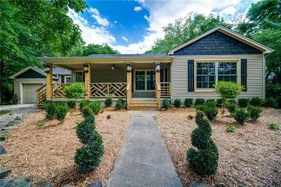 Fayetteville Single Family Home For Sale: 970 N Rush DR
