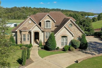 Bentonville Single Family Home For Sale: 3806 NW Riverbend RD