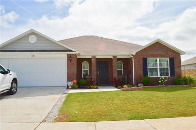 Fayetteville Single Family Home For Sale: 1336 S Splash DR