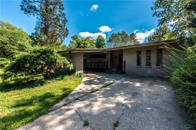 Fayetteville Single Family Home For Sale: 1625 W Halsell RD