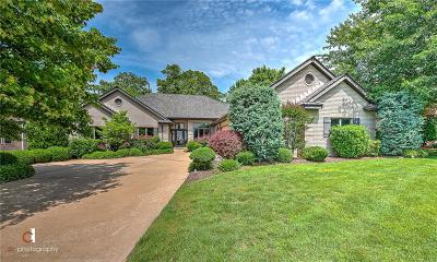Rogers Single Family Home For Sale: 67 W Champions BLVD
